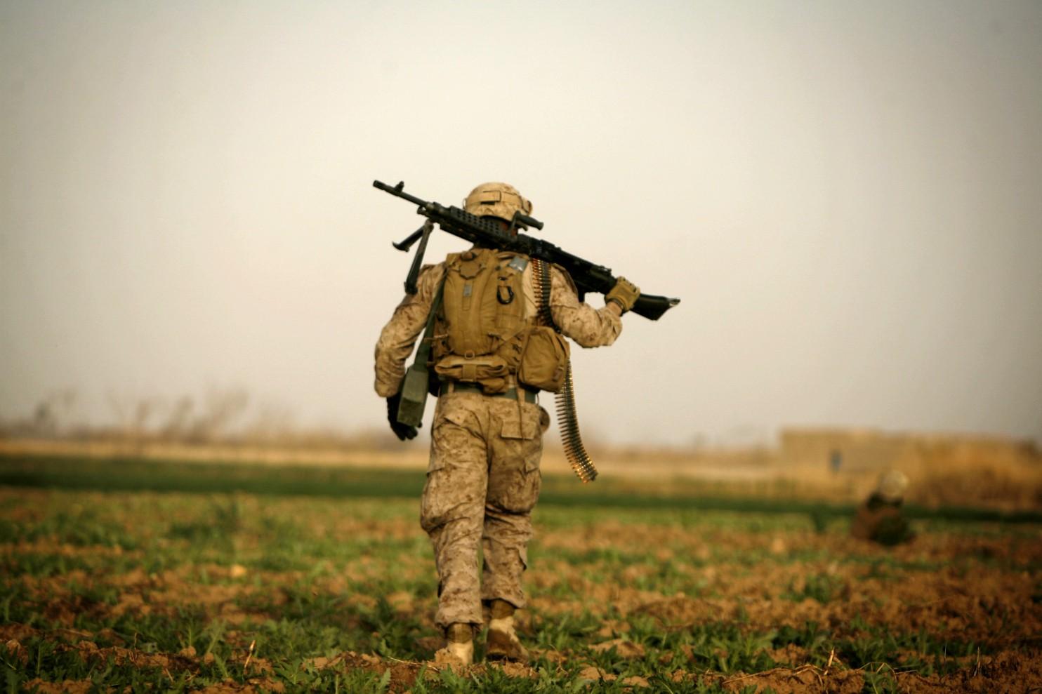 Marines nude photo sharing scandal: Marines United
