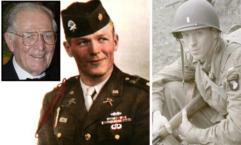 'He was one hell of a guy': Band Of Brothers war hero ...