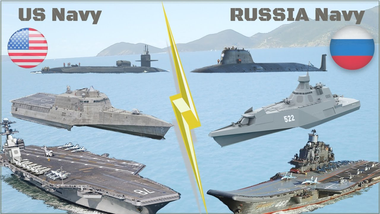 Russian Navy Vs United States Navy Compare Rallypoint
