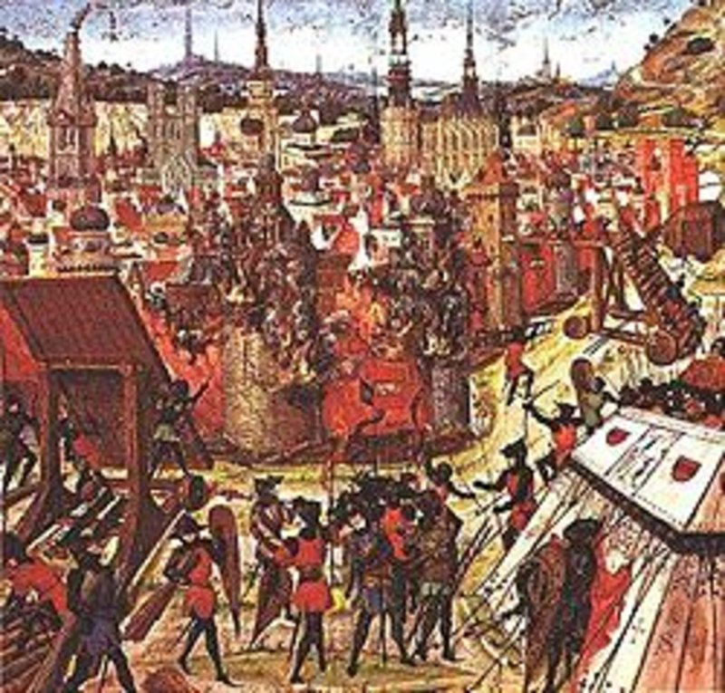 a description of the events that happened during the first crusade This brief timeline of middle ages events mentions details of the major events during the middle ages which were last crusade changed the first jolt in 1054.