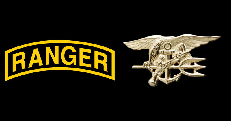 this is what happens when an army ranger goes through navy seal
