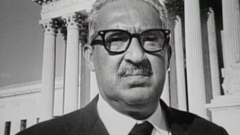 The Philosophy Of Supreme Court Justice Thurgood Marshall QUOTES New Thurgood Marshall Quotes