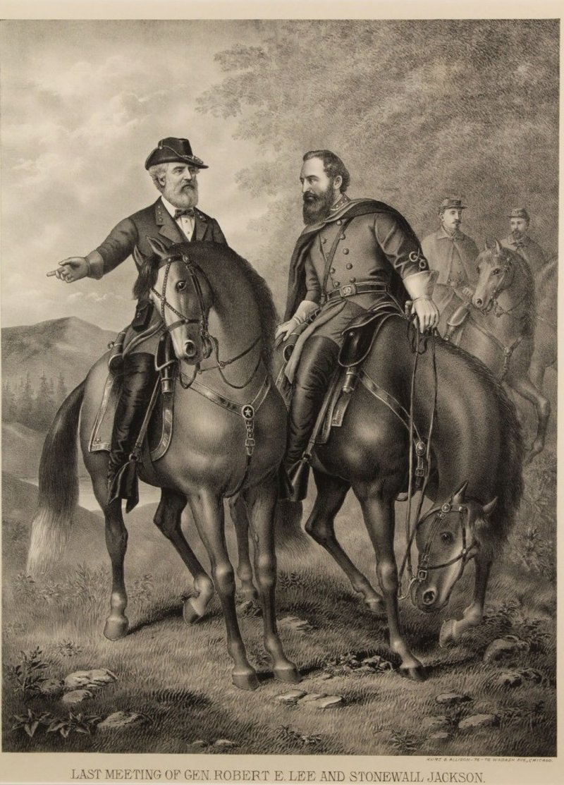 stonewall jackson the greatest general in american history Masters of the battlefield: the five greatest us generals in the general that defeated professional french and american ©2018 the national interest.