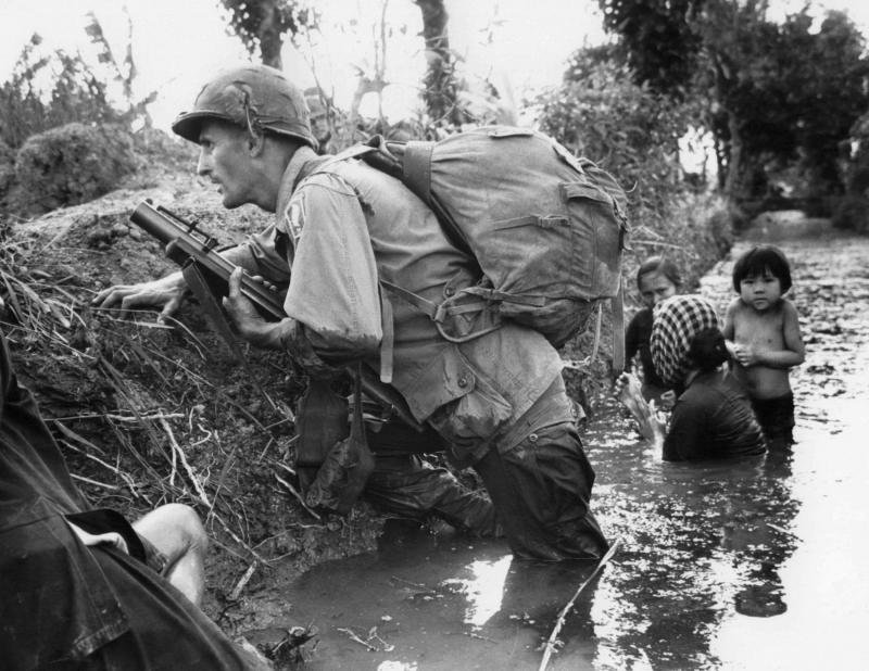 the argument that the vietnam war was a tragedy for america Could the united states have won in vietnam the vietnam war was a civil war waged argument without end: in search of answers to the vietnam tragedy.