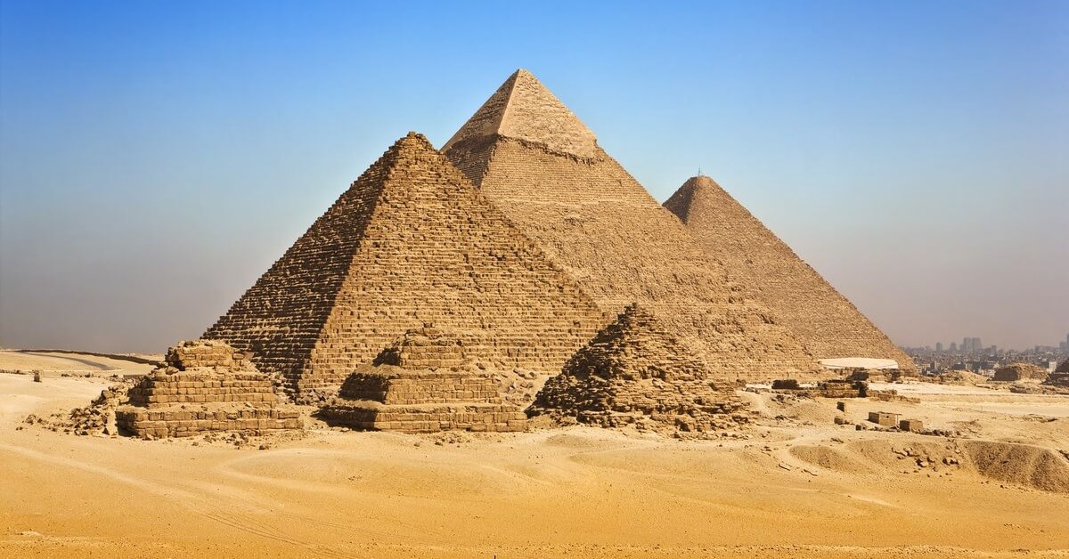 the egyptian pyramid an architecture of mystery