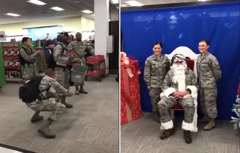 Airmen trip to the Exchange is why nobody takes Air Force