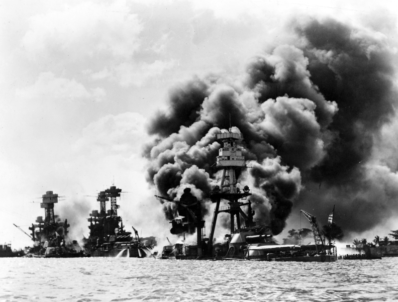 the devastation of pearl harbor For a generation of younger americans, the 9/11 attacks on new york and washington, dc, are the equivalent of pearl harbor but how legitimate is the comparison.