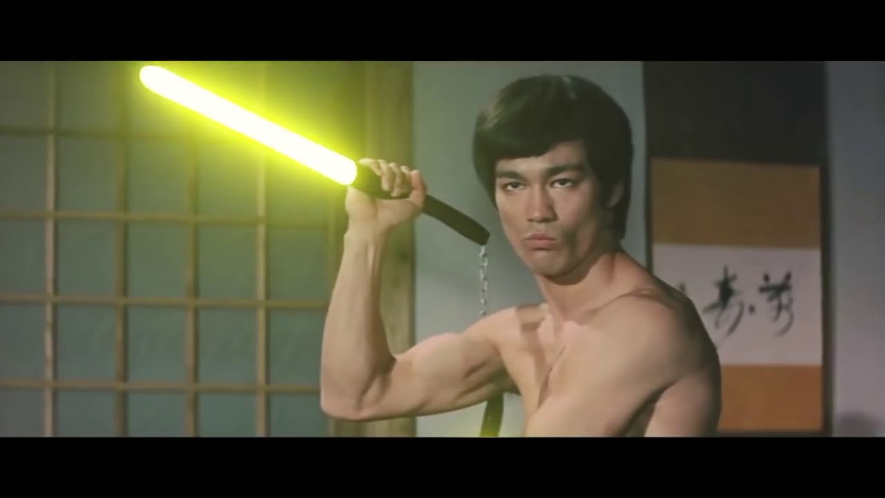 Bruce Lee Star Wars Mashup Is Amazing | RallyPoint