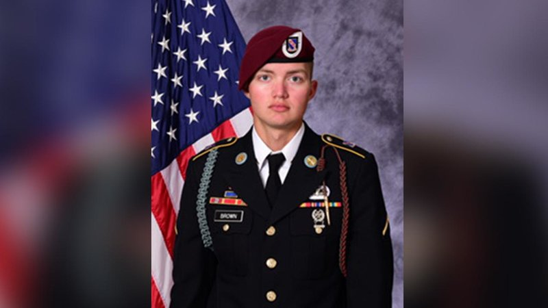 82nd airborne division paratrooper found dead rallypoint