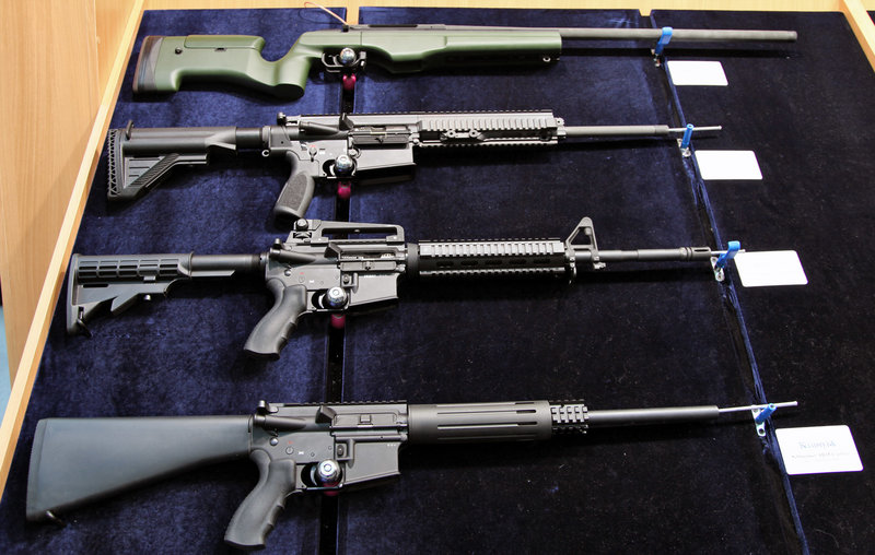 The 5 Best Sporting Rifles in the World (The AR-15 and the