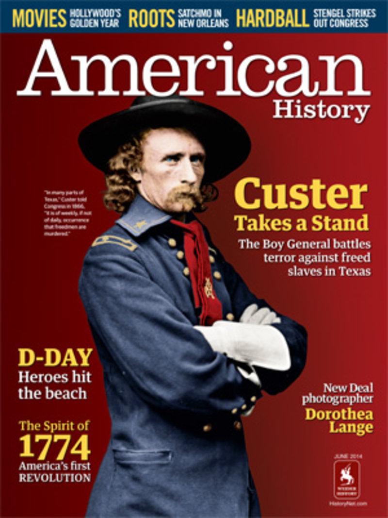 american history magazine - 374×500