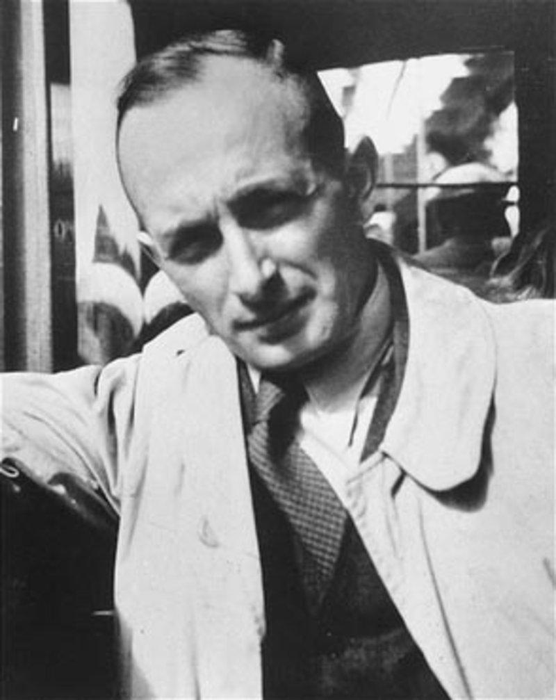 The Capture Of Nazi Criminal Adolf Eichmann