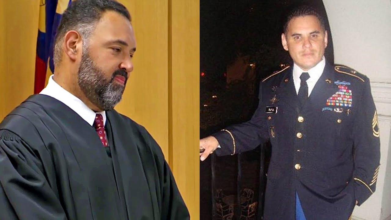 Judge Forced To Sentence Army Vet To Jail, But Who Was