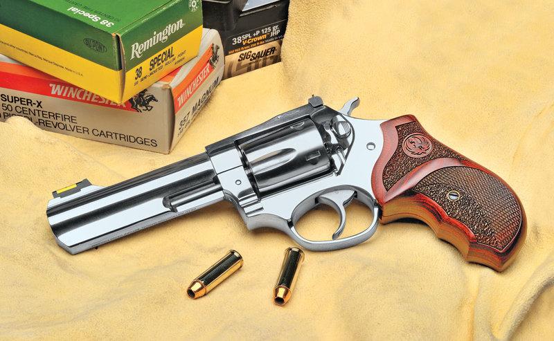 Review: Ruger SP101 Match Champion - Handguns