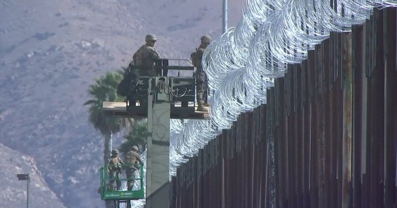 National Guard's Border Deployment Led To 23,034 Arrests