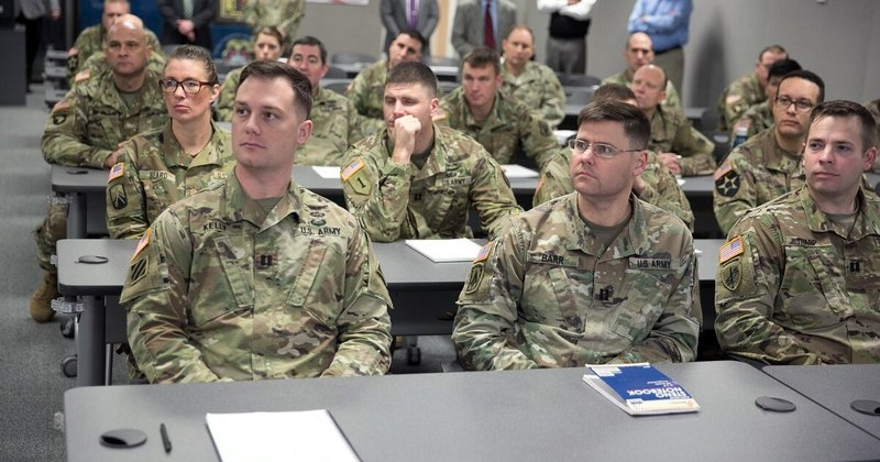 Servicemembers are discussing Army Schools on RallyPoint