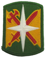 14th MP BDE HHC