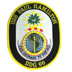 USS Paul Hamilton (DDG-60)