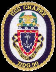 USS Chaffee (DDG-90)
