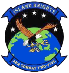 Helicopter Sea Combat Squadron 25