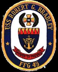 USS Robert G. Bradley (FFG 49)