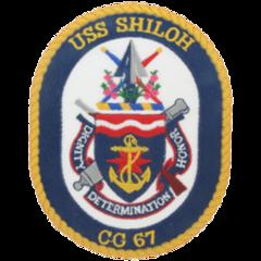USS Shiloh(CG 67)