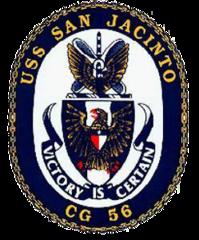 USS San Jacinto(CG 56)