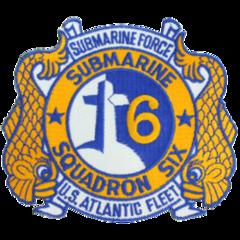 Submarine Squadron 6