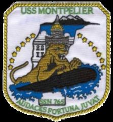 USS Montpelier (SSN 765)
