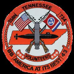 USS Tennessee (SSBN 734)