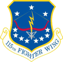 Headquarters 115th Fighter Wing