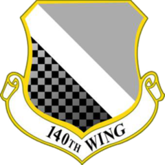 Headquarters 140th Wing