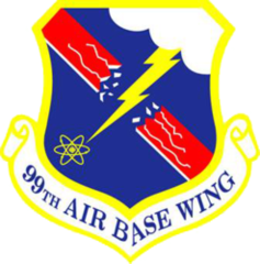 Headquarters 99th Air Base Wing
