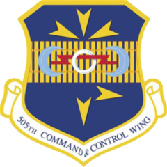 Headquarters 505th Command & Control Wing