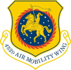 452nd Aeromedical Evacuation Squadron