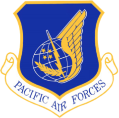 Headquarters US Air Force Pacific