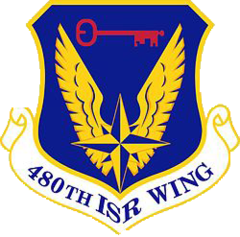 480th Intelligence, Surveillance and Reconnaissance Wing
