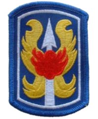 199th IN BDE Headquarters & Headquarters Company (Maneuver Captains Career Course)
