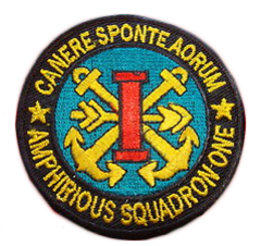 Amphibious Squadron 1 Headquarters