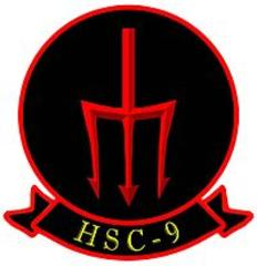 HSC-9 Helicopter Antisubmarine Squadron 9