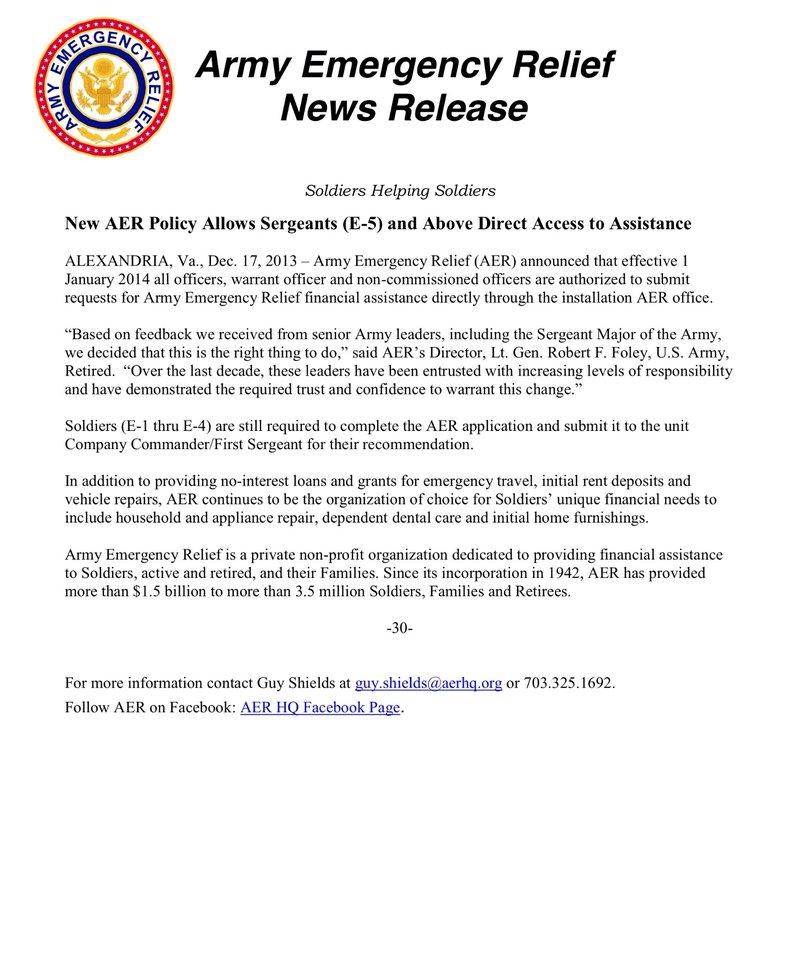 Emergency Loans For National Guard Members