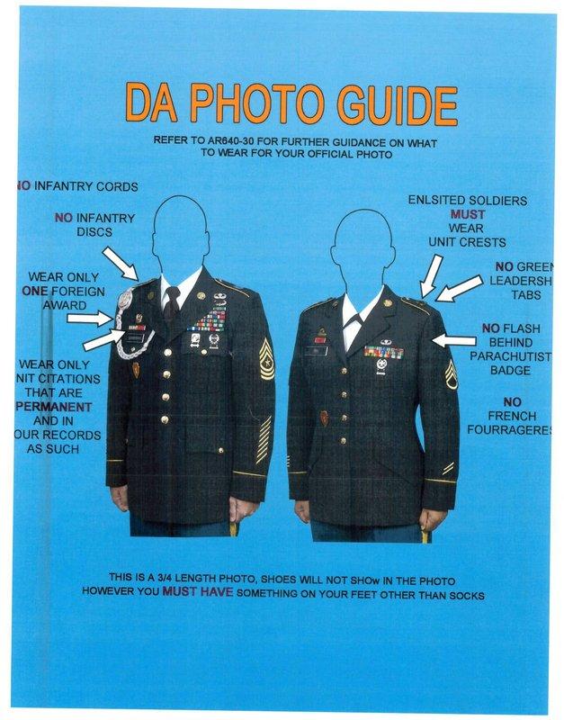 Army Uniform Regs 18