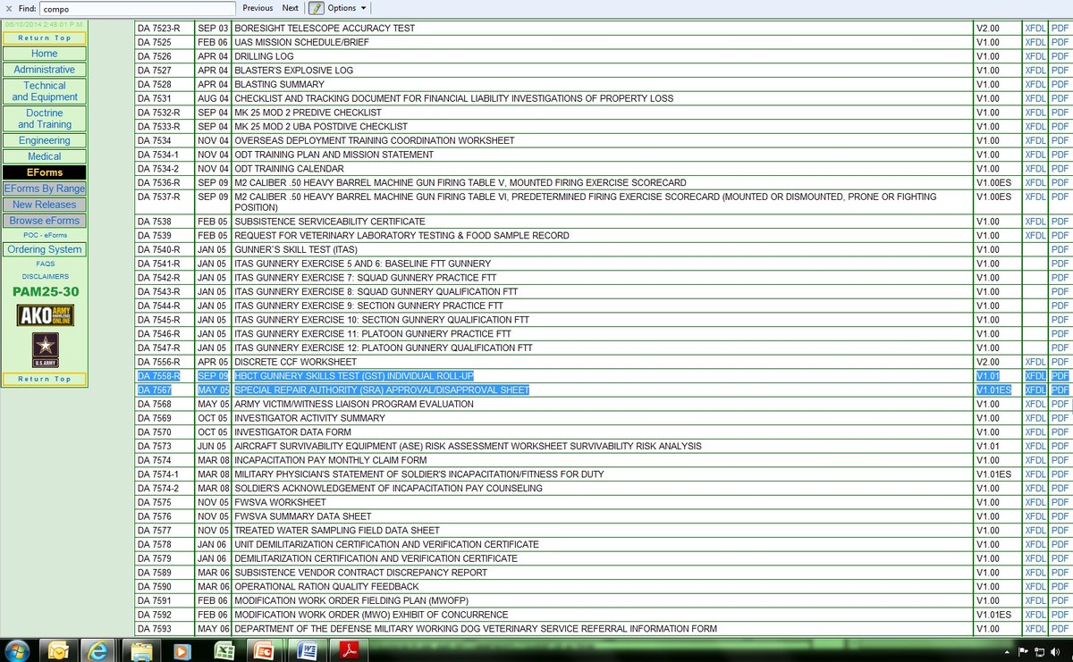 CRM (DA Form 7566) VS DRA (DD Form 2977) | RallyPoint