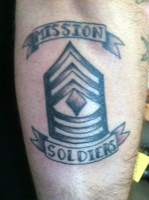 What is the best and worst military tattoos you 39 ve ever for Tattoo requirements for national guard