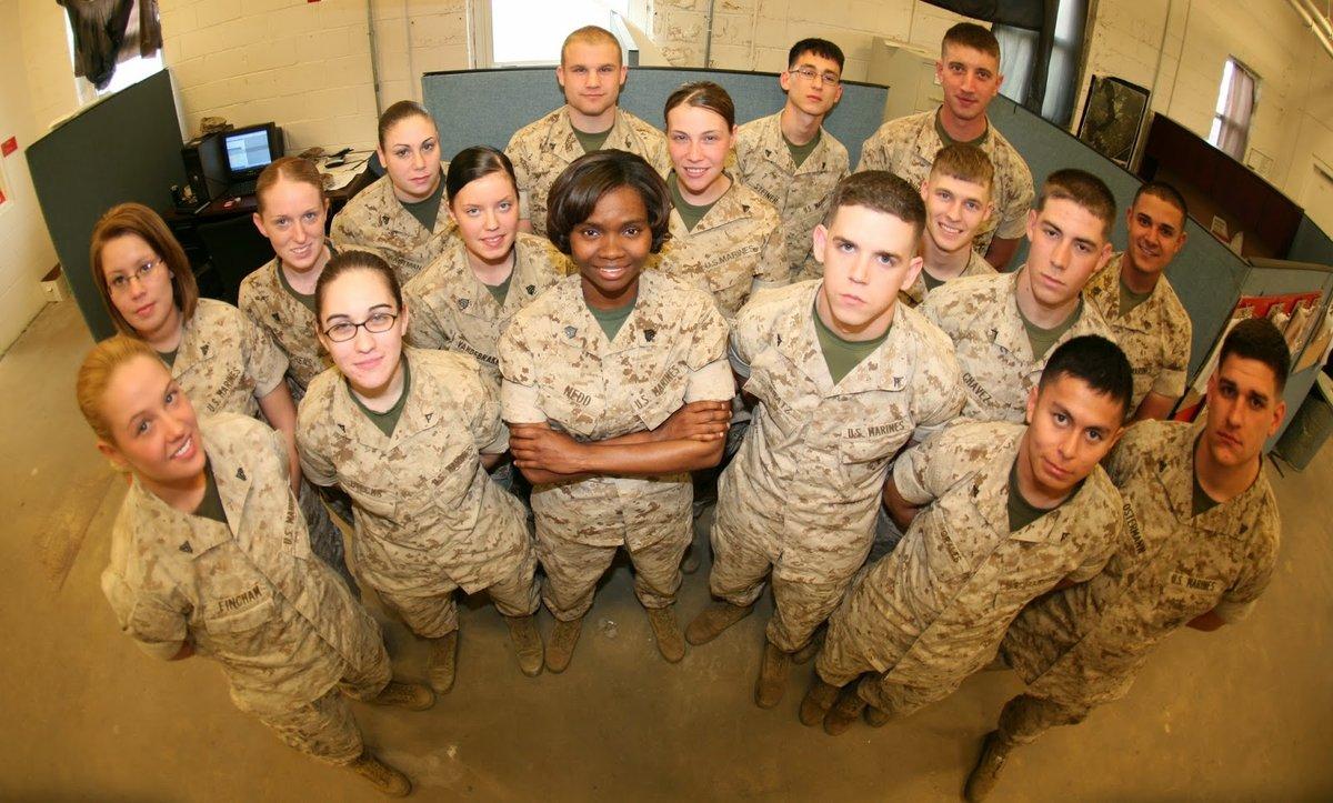 Marine Net Answers Leading Marines | Marine World