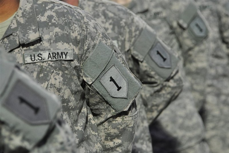 army combat patch regulation