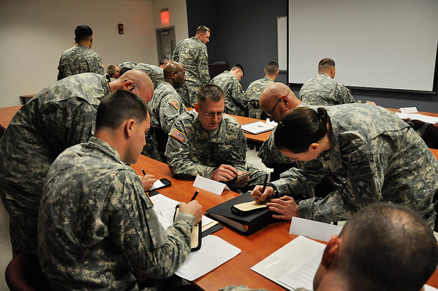 Wocs what areas did you focus on that helped your success in warrant officer candidate school - Military officer training school ...