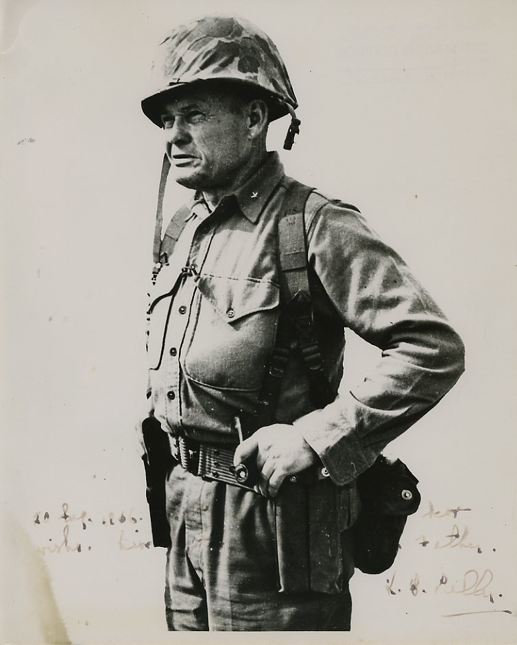 the legend of chesty puller Chesty puller's love for battle must run in the bloodline he is a distant cousin to george s patton, one of the most decorated generals of all time he served in europe during the war and also had a very big impact on military history.