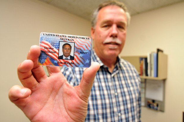 Veteran's What's A Wallet In Card Your Id Have Rallypoint State Does
