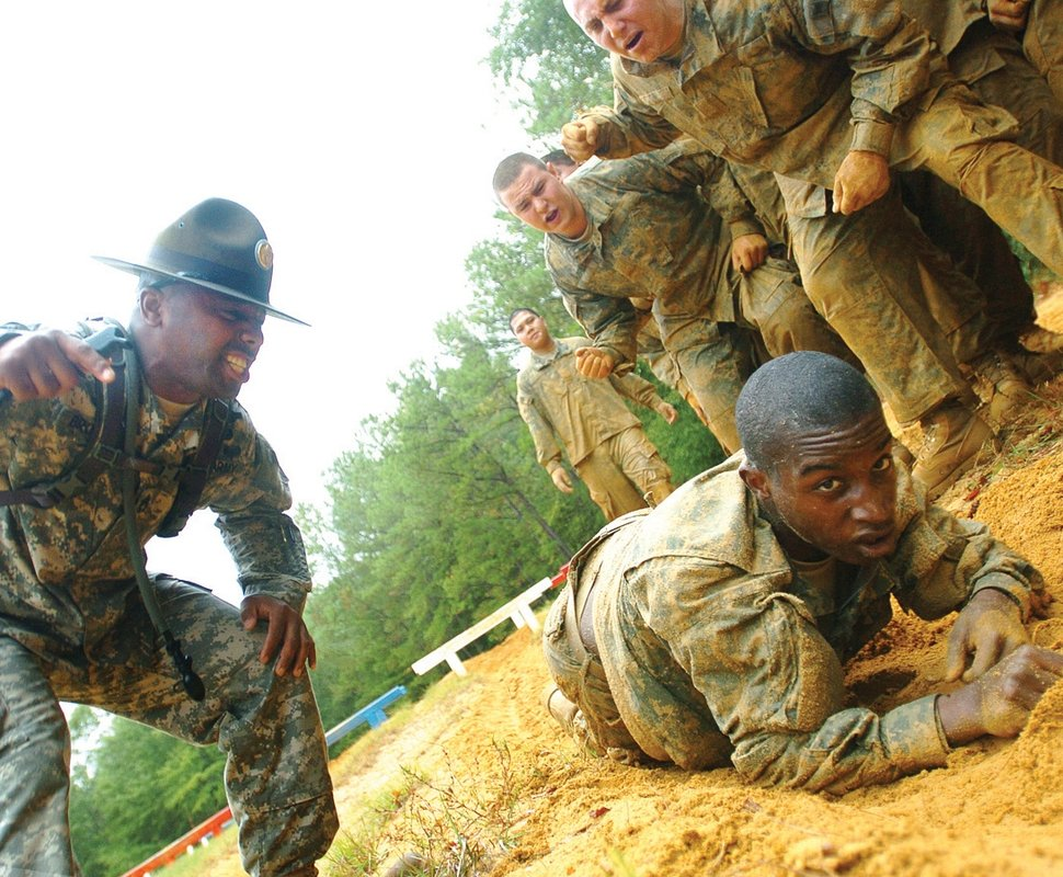 Basic Training Photos >> Did You Enjoy Basic Training Rallypoint